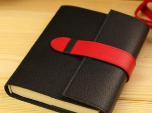 日韩国文具 便携小笔记本 恋爱 塔扣皮质 笔记本 日记本 本子,文具,