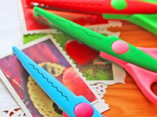 【39包邮】韩国文具 DIY相册 复古 儿童 花边剪刀 可爱 手工剪刀,文具,