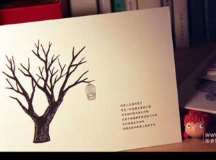 the tree●我心中盛开的树{与它有关的八篇故事} 可以寄的明信片,文具,
