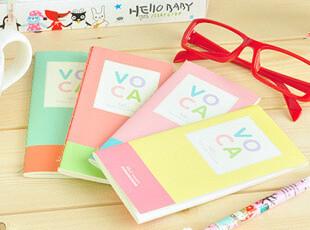 [满39包邮]韩国文具 批发 创意VOCA长条英语单词本 小学生奖品,文具,
