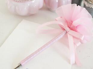 『韩国网站代购』女人的窝心小物 甜蜜梦幻花朵圆珠笔,文具,