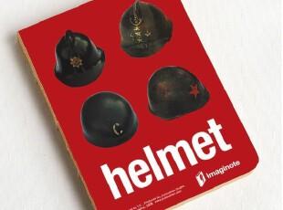 zaa杂啊 九口山原创正品Imaginote320p牛皮纸裸装笔记本-头盔,文具,