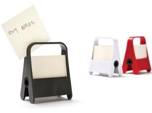 英国Luckies/MB 便签夹/便签座MBACLI 三色选 创意礼物 包邮,文具,