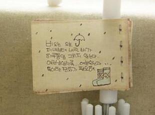 韩版文具 复古创意即时贴 便签贴 4款可选,文具,