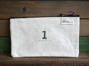 FEN ZAKKA 杂货 帆布笔袋(1号),文具,