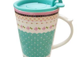 UMI日韩小清新可爱陶瓷咖啡杯 早餐牛奶杯 随手杯 马克杯子,文具,