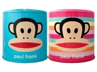 韩国进口正品大嘴猴笔筒 PAUL FRANK Pencil Vase,文具,