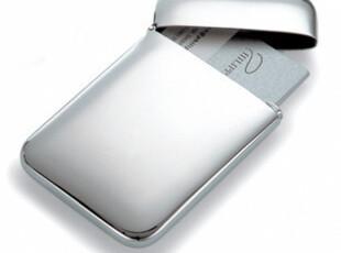 德国Philippi正品 名片盒 名片夹 纯钢信用卡,文具,