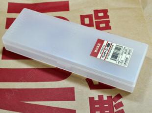 MUJI 无印良品 日本产 PP塑料铅笔盒/文具盒 橫式 大 现货,文具,
