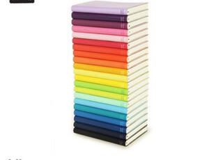 特大号皮质横线笔记本|简约/皮质|12色可选【英国Paperthinks】,文具,