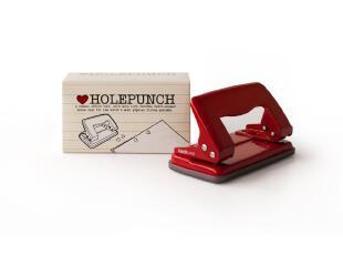 美国进口 Suck Uk打出心型 爱心打孔机|器Heart Hole Punch,文具,
