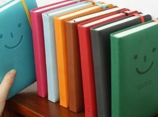 正品韩国文具monopoly 2012年smiley diary日记本 计划本 8色选,文具,