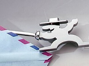 正品 德国Troika趣味大盗拆信刀LOP72/MA 商务礼品切纸刀裁纸刀,文具,