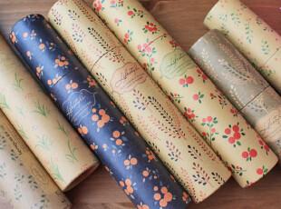 韩国文具 彩色铅笔套装 彩铅 含笔筒 12支装 森林系,文具,