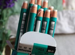 日本进口 正品uni三菱EK-100 笔型卷纸橡皮擦 随用随撕 干净便捷,文具,