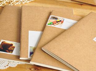 日韩国文具 可爱 创意 童年时光 A5 软抄本 记事本 笔记本 A0058,文具,