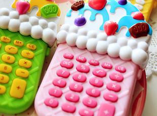 冰激凌蛋糕 超可爱计算器,文具,