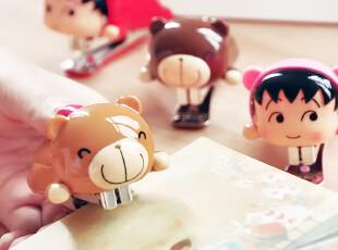 三年二班●日本Rilakkuma 轻松熊 松弛熊超可爱订书机 2款选,文具,