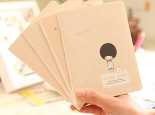 日韩国文具 可爱 创意 Little seed 小巧 笔记本 记事本 D0053,文具,