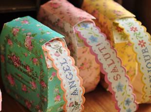 韩国文具 复古唯美仿布料 精美盒装纸质胶带 装饰贴纸,文具,