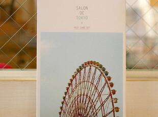 东京款*韩国 唯美风格摄影明信片组-salon de Tokyo,文具,