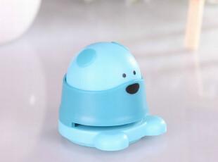创意日韩国文具 可爱小熊迷你 环保 订书机 无钉 订书器 SD55,文具,