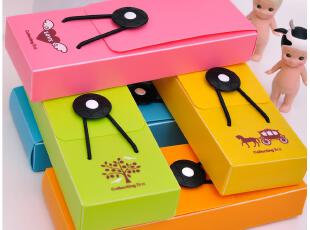 默默爱♥创意文具 时代良品笔盒 韩国可爱pp材质笔盒/文具盒,文具,