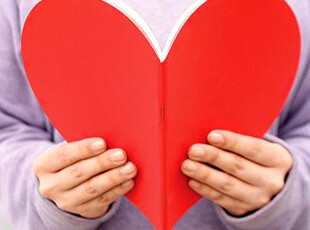 生活糖果 48包邮 日韩国文具 甜美可爱 爱心造型笔记本 记事本子,文具,
