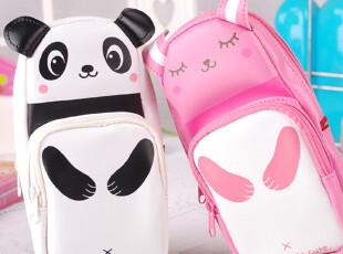 【天天特价】韩国可爱大容量笔袋文具笔盒小学生礼物奖品卡通包邮,文具,