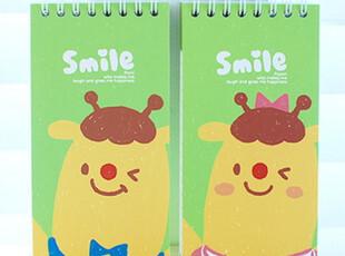 UMI韩国款创意文具情侣可爱卡通记事本|便签本|记事本|小本子,文具,