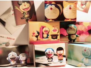 哆啦A梦♥正品/卡片/限量版/抽屉卡/明信片/贺卡/卡片/可爱/复古,文具,