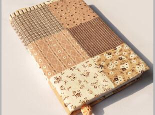 棉麻手工布艺日本书衣尺寸订做韩国台湾书皮套定制知性情人节礼品,文具,