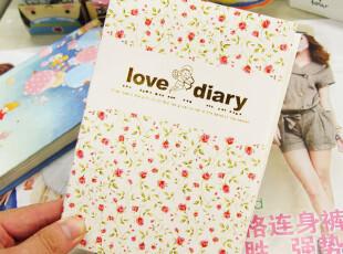 [特价]ap玩创意*韩国文具 可爱卡通/爱情日记/恋爱笔记本,文具,