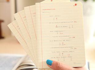 日韩国文具 批发 可爱 创意 简约 Say yes 记事本 笔记本 D0095,文具,
