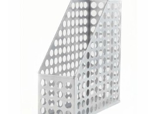 【重金属】圆孔杂志筒/杂志桶/杂志盒/文件盒/文件桶-单个价格,文具,
