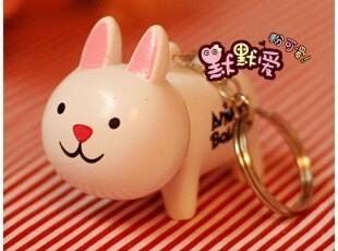 默默爱♥出口韩国 可爱卡通伸缩笔/圆珠笔/动物笔,文具,