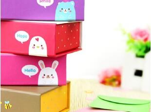 FUN&JOY动物表情文具盒2012新品日韩国文具 学习用品 可爱48615,文具,