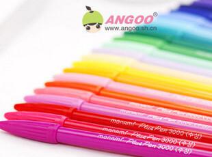 [特]安安家♥韩国文具 24色慕娜美 3000水性笔 纤维笔 套装I114,文具,