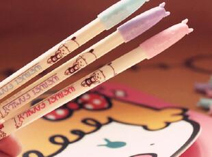 【满68包邮】韩国文具 微微家族 可爱羊宝宝 中性笔 0.38,文具,
