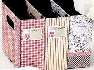 日韩国文具 时尚可爱 创意多功能 欧美 田园 笔筒 收纳盒 满包邮,文具,