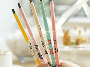 日韩国文具 热销新款 可爱 创意 有求必应 细长款 圆珠笔 Z17,文具,