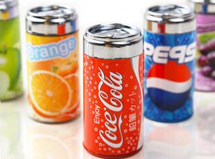 生活糖果 48包邮 创意文具 清新两用 可乐饮料造型卷笔刀+橡皮,文具,