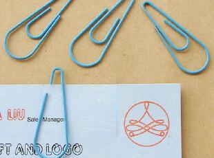 【水滴型专拍】韩国Fun Clip新奇创意小文具 004个性回形针,文具,