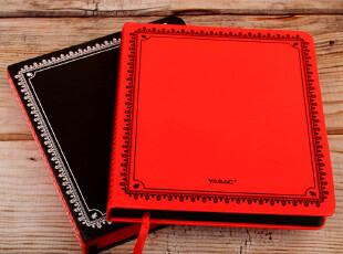 小石头★黑红日记本  涂鸦本 画画本 速写本 素描本 本子 笔记本,文具,