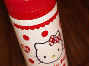 HELLO KITTY 不锈钢真空保温杯保冷杯 水杯子 卡通可爱女士办公杯,杯子,