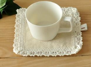 原创 手工 纯棉杯垫 水壶垫 茶几垫 隔热垫 碗垫 田园创意,杯子,