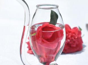 欧洲工艺 手工吹制 玻璃杯 红酒杯 吸血鬼专属杯 优雅创意,杯子,