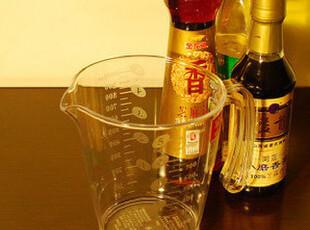 日本原装进口 1L量杯 透明手柄式量杯 水杯 豆浆杯 日本厨房用品,杯子,
