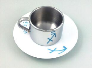 丹麦PO:新品 Sagittarius 射手座/星座倒影杯/茶杯/咖啡杯 384,杯子,