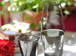 美璃 水懒1号玻璃凉水壶套装/欧式冷水壶/韩国冰水壶/凉杯,杯子,